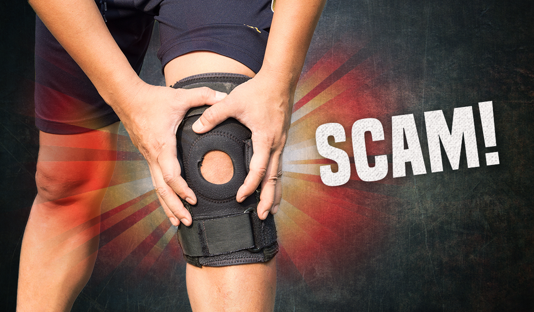 How to Combat Medical Brace Scams Video