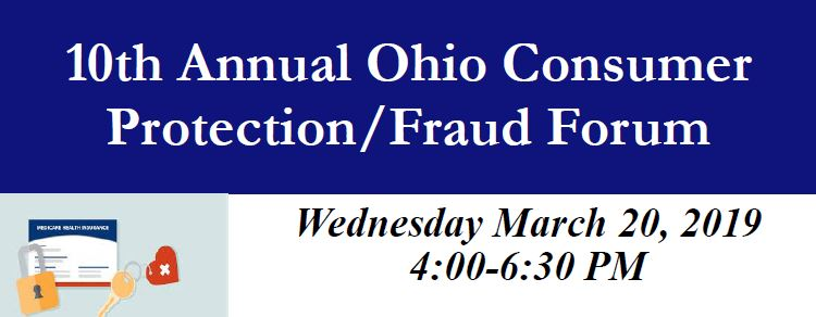 10th Annual Consumer Protection/Fraud Forum Radio Broadcast!