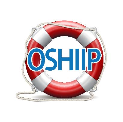 Reminder OSHIIP Volunteers